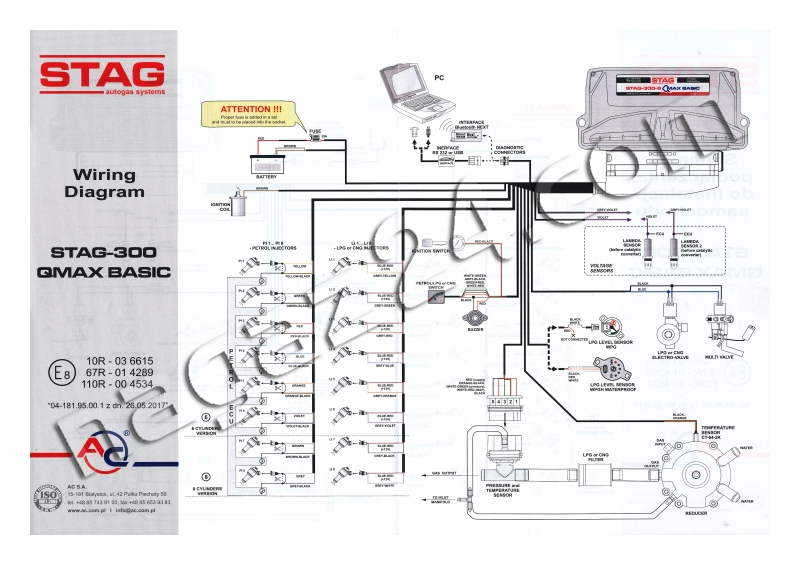 Minikit Ac Stag 300 6 Qmax Basic