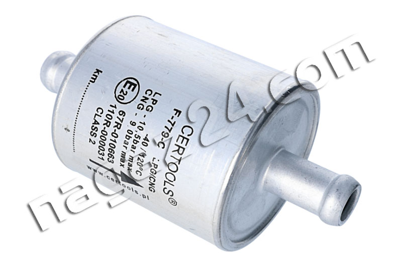 FLüCHTIGEN PHASENFILTER CERTOOLS LPG F-779-C-2X11-2X11