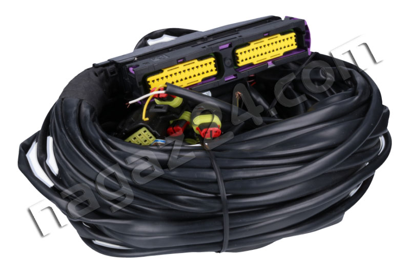 [DIAGRAM_34OR]  LOVATO easy FAST SMART 6/8 cyl. wiring harness LOVATO (cena) | LPG / CNG  Supplier - Nagaz24.com | Fast Wiring Harness |  | Nagaz24.com